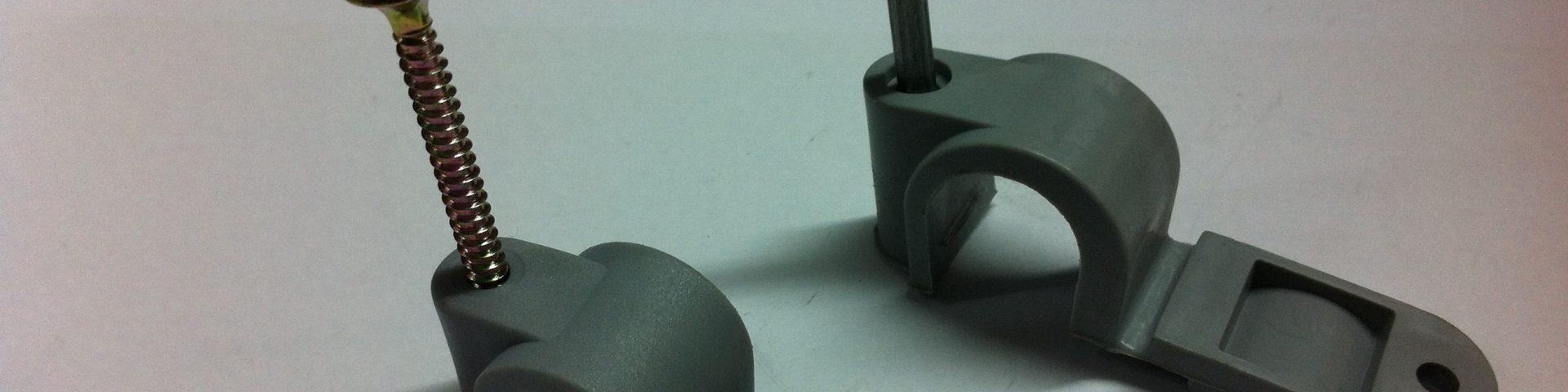 Hep2O polybutylene pipe fixings