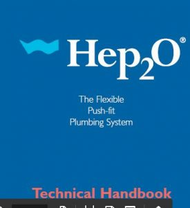 Hep2o technical information handbook