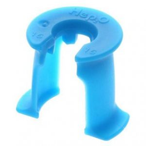 Hep2o CLIP, 15mm marine , METALTEK SCREW 2