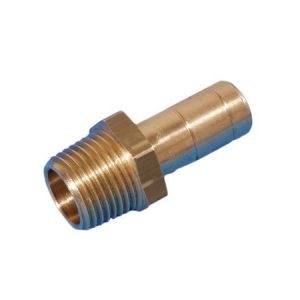 Marine spigot 15 mm to 1/2 MI